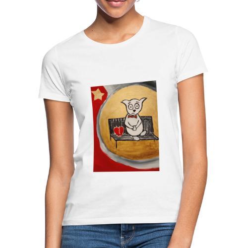 PÖLLYSKÄINEN - Naisten t-paita