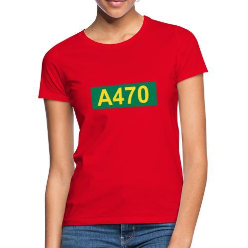 a470 - Women's T-Shirt