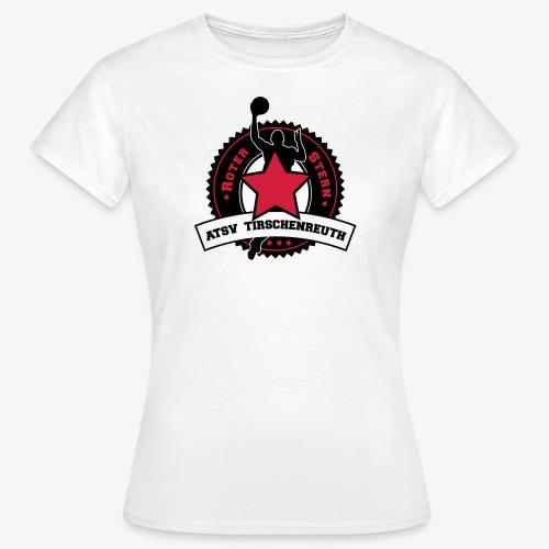 roterstern2012 v2 - Frauen T-Shirt