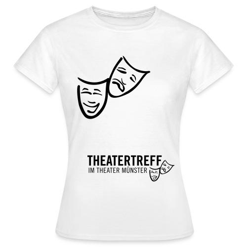 logo_tt - Frauen T-Shirt