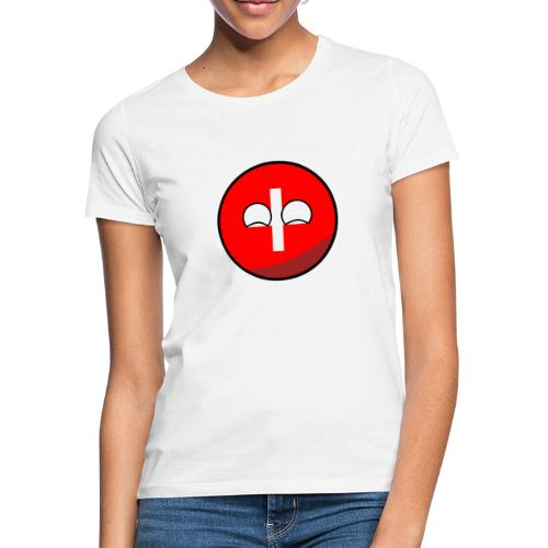 Swissball - Frauen T-Shirt