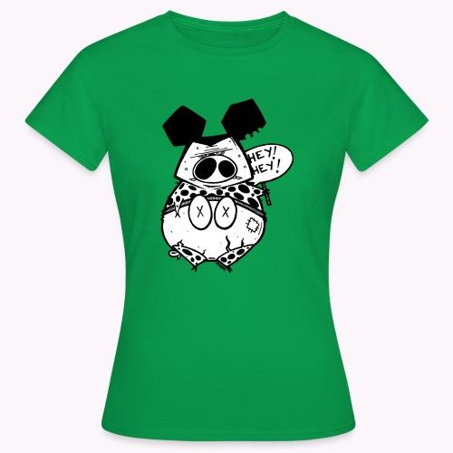 ugly pig - Maglietta da donna