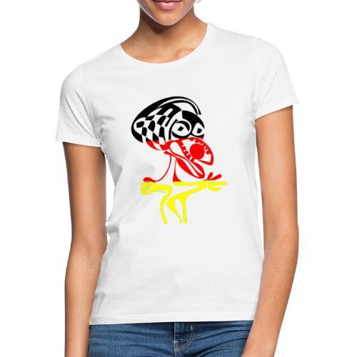 rugby lander - Frauen T-Shirt