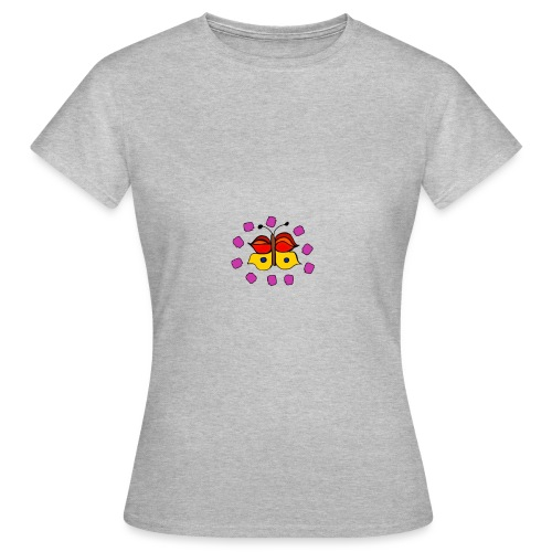 Butterfly colorful - Women's T-Shirt