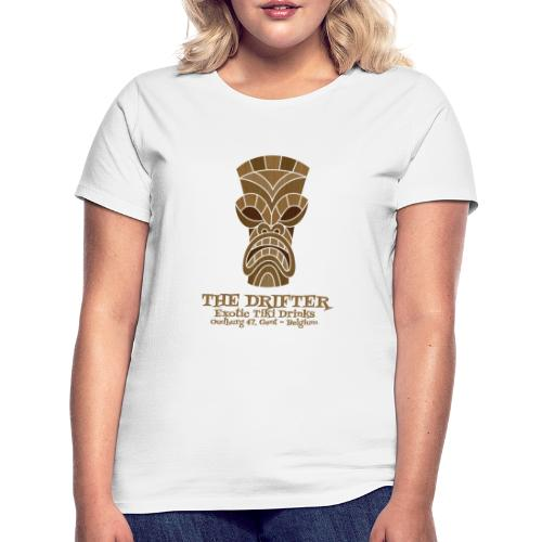 tshirt logo - Vrouwen T-shirt