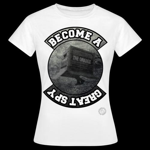 scu shirt mgs logo png - T-shirt Femme