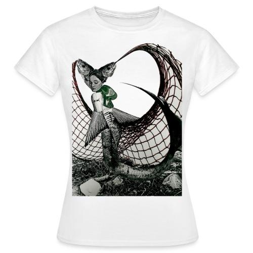 Fische - Frauen T-Shirt