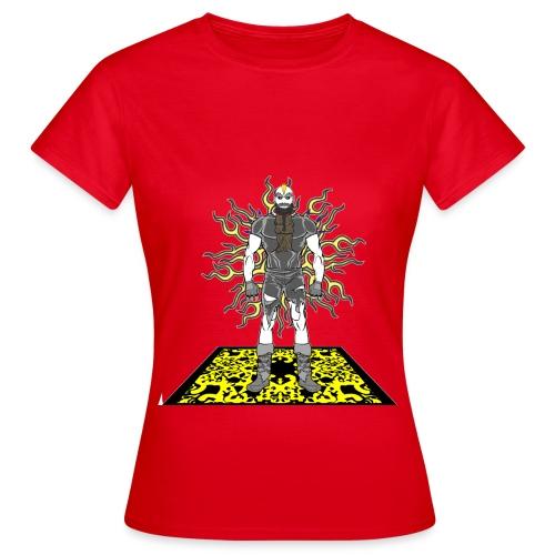 Electro - T-shirt Femme