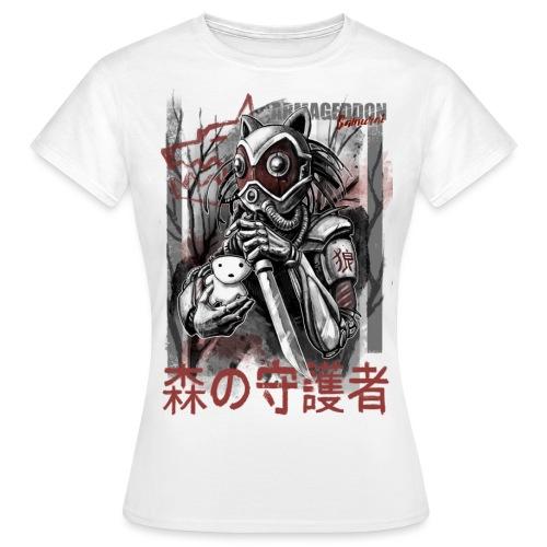 Princess Mononoke - Frauen T-Shirt