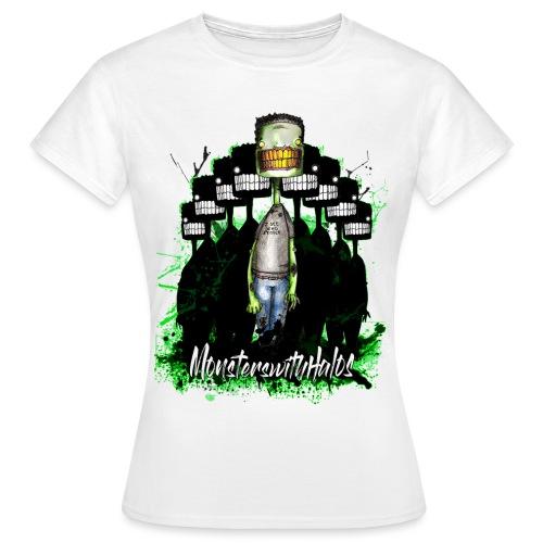 The Dead Have Risen - Women's T-Shirt