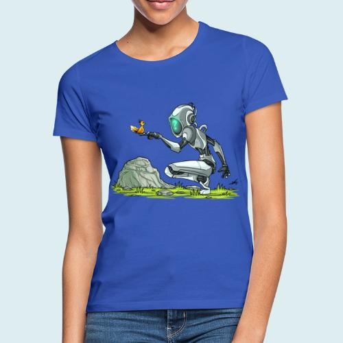 funny robot - Maglietta da donna