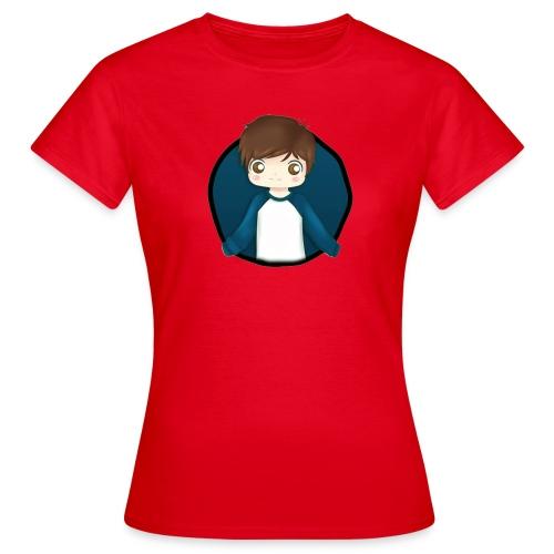 Cartoon Cosmo - Frauen T-Shirt