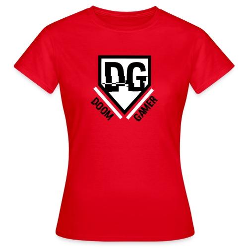Doomgamer Galaxy S4 - Vrouwen T-shirt