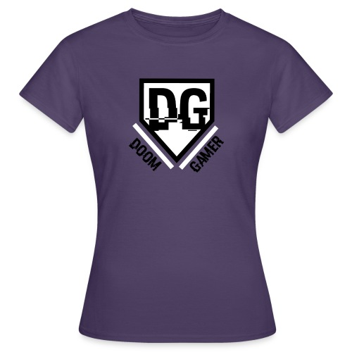 Doomgamer rugzak v2.0 - Vrouwen T-shirt