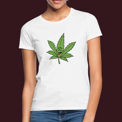 Weed - T-shirt Femme