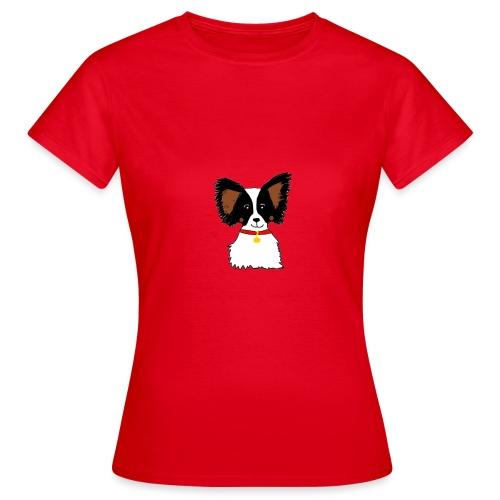 Papillon dog - Women's T-Shirt