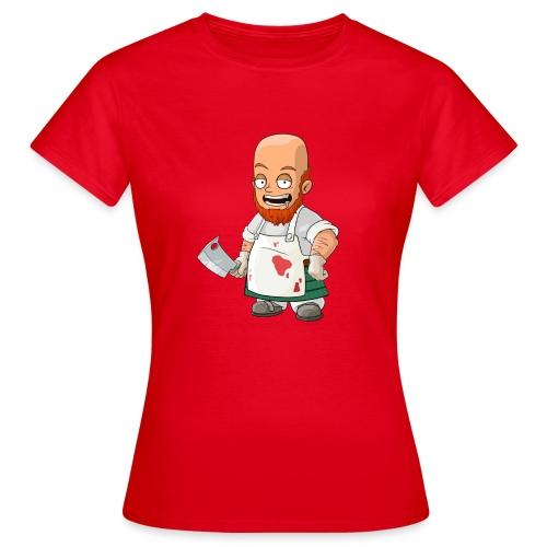 butcher - Dame-T-shirt