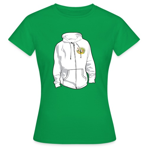 hoodyfront - Vrouwen T-shirt
