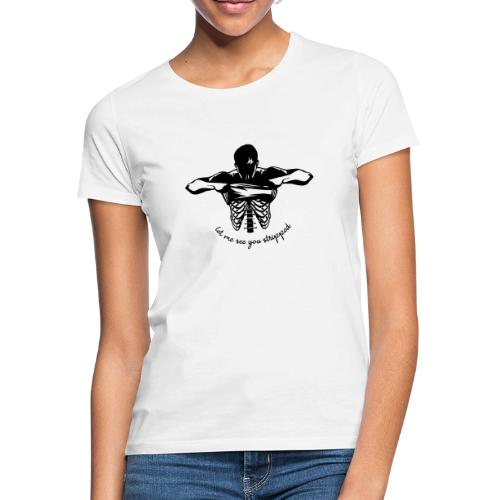 DM stripped - Frauen T-Shirt