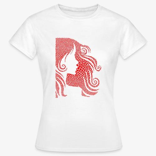 femme st valentin - T-shirt Femme