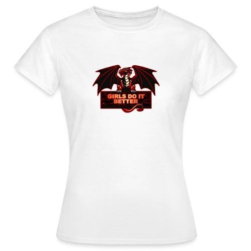 GIRLS_0000_BETTER - Women's T-Shirt