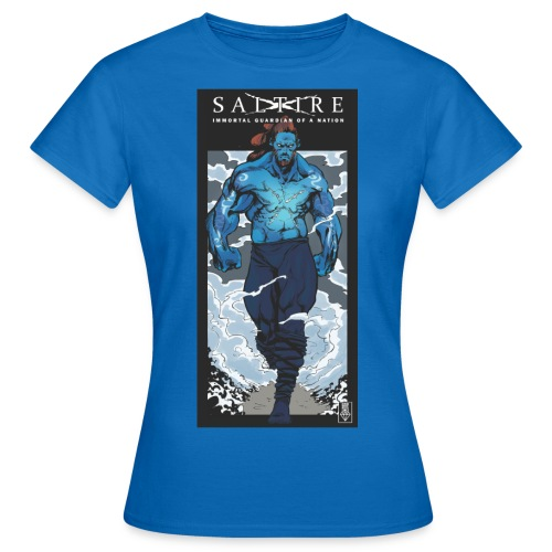 Saltire Annihilation Prev - Women's T-Shirt