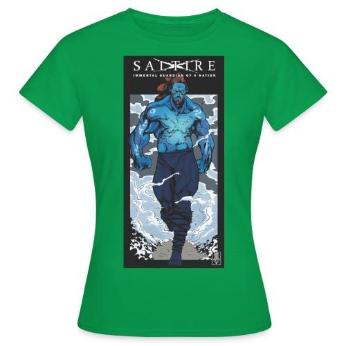 Saltire Annihilation Prev - Women's T-Shirt