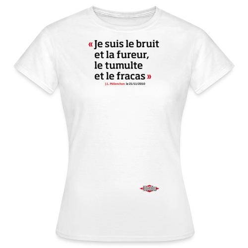 melenchon - T-shirt Femme