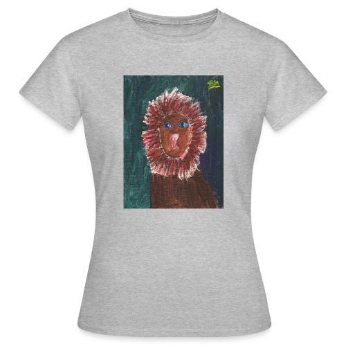 Lion T-Shirt By Isla - Women's T-Shirt