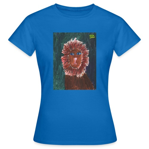 Lion T-Shirt By Isla - Women's T-Shirt