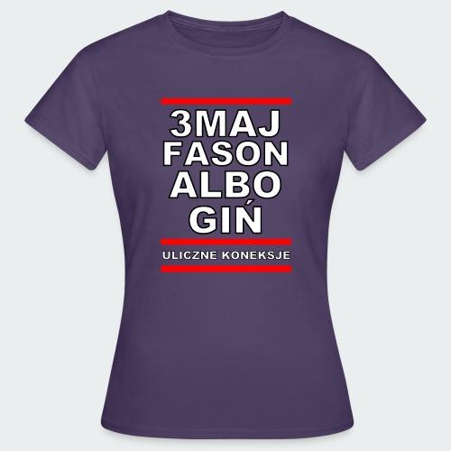 Koszulka Damska Premium 3MajFason - Koszulka damska