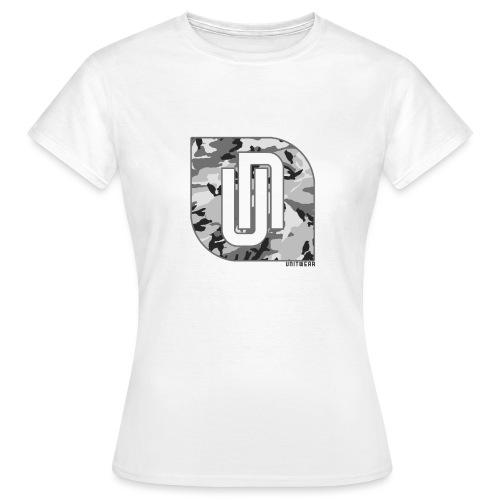 Unitwear – Camo UN Tshirt - Vrouwen T-shirt