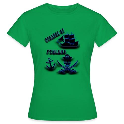 Pirates - Naisten t-paita