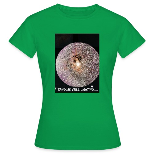Tangled - Women's T-Shirt