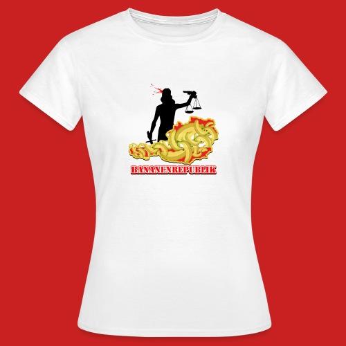 Bananen Republik Österreich - Frauen T-Shirt