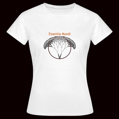 EM logo - Vrouwen T-shirt