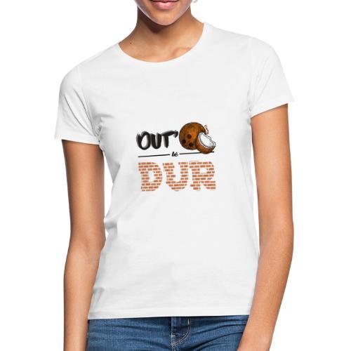 out coco lé dur 974 - T-shirt Femme