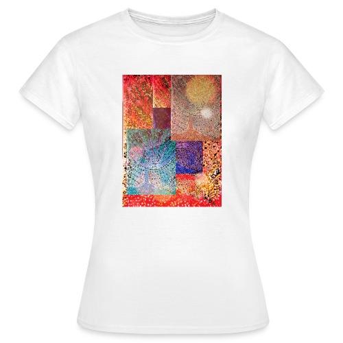 SOMMERTRAUM - Frauen T-Shirt