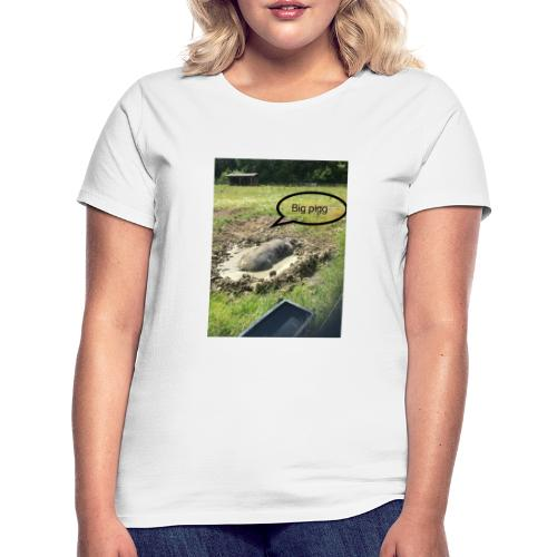 Jeppe - T-shirt dam