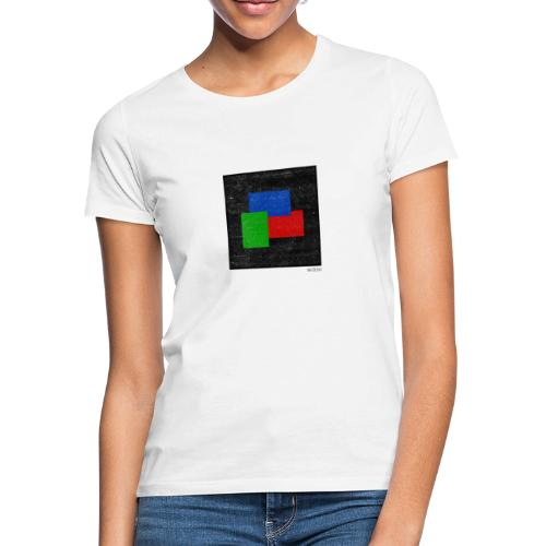 Boxed 006 - Frauen T-Shirt