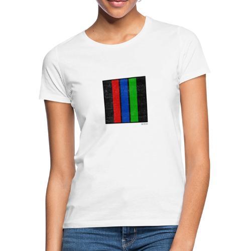 Boxed 011 - Frauen T-Shirt