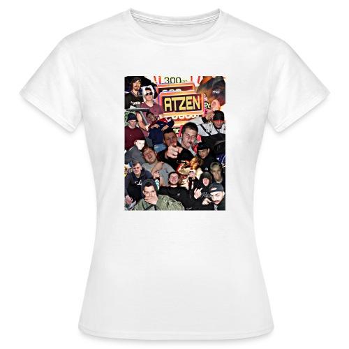 Atzen - Frauen T-Shirt