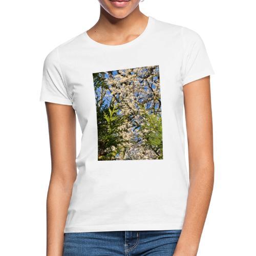 Spring Time - Dame-T-shirt