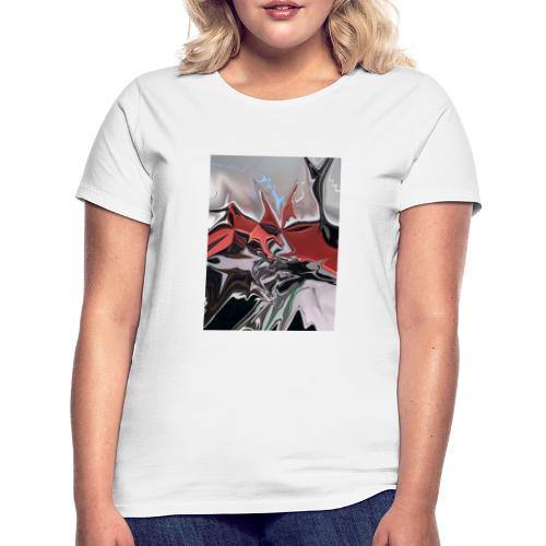 Relationship Status (Abstract) - Frauen T-Shirt