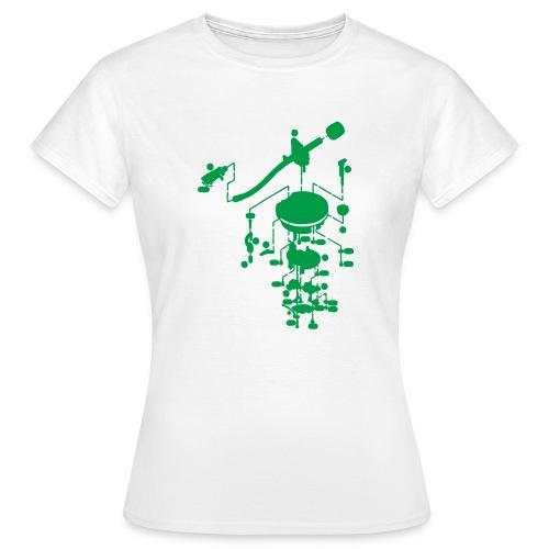 tonearm05 - Vrouwen T-shirt