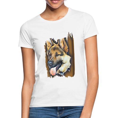 German Shepherd - Vrouwen T-shirt
