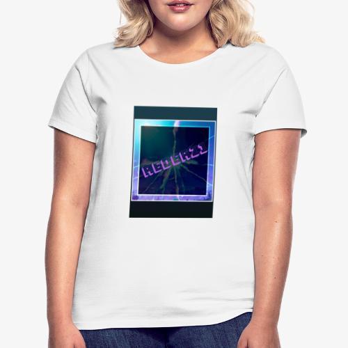 rederz - twitch - rederz1 - youtube - rederz - Women's T-Shirt