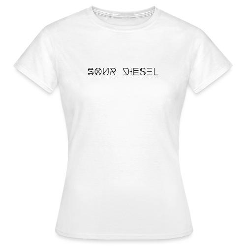 Sour Diesel - T-shirt Femme