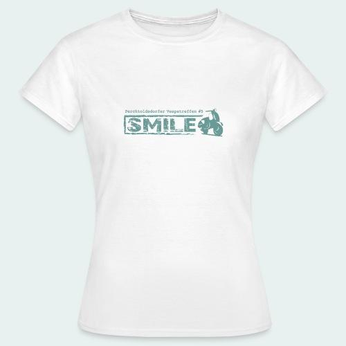 SMILE-Shirt 2018 - Frauen T-Shirt