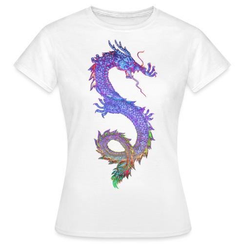 MAGIC DRAGON - Frauen T-Shirt